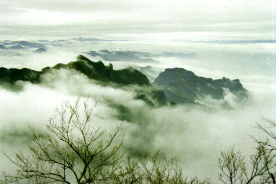 天門山:美麗張家界的新傳奇