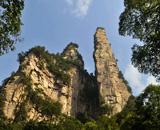 森林公園,袁家界,楊家界,天子山,黃龍洞,寶峰湖,天門山三日