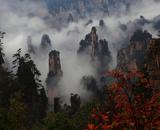 森林公園、天子山、楊家界、袁家界、猛洞河漂三日遊