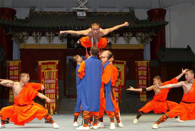 湘西武術雜耍