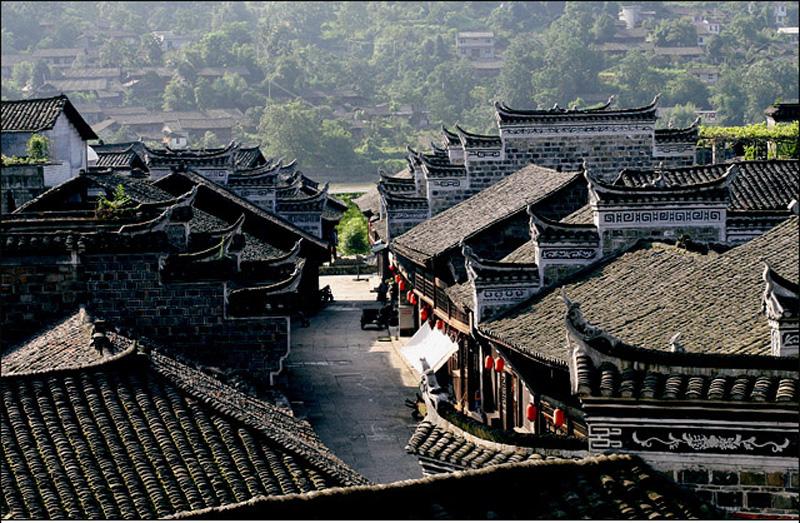 湘西建築風格