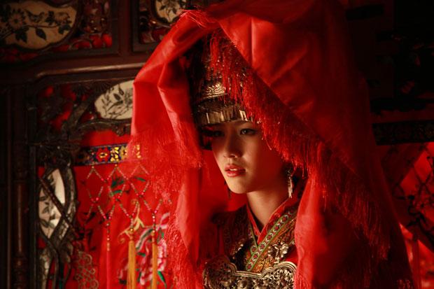 湘西婚嫁習俗:哭嫁