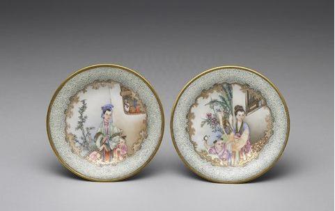 彩瓷器長沙窯遺址于1956年在銅官附近的瓦渣坪發現