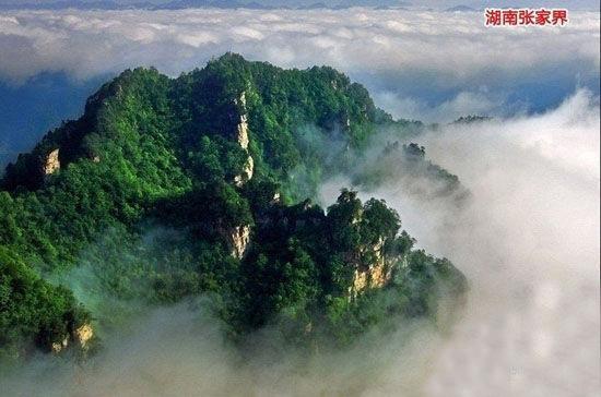 CNN評中國最美景點 張家界名居前列