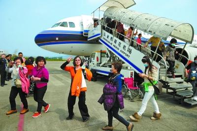 張家界—台北直航開通