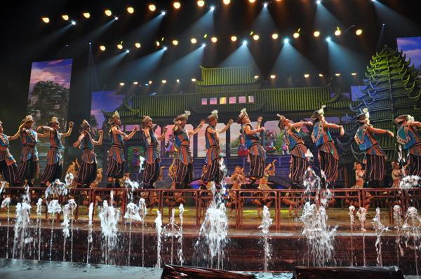 《張家界·魅力湘西》本月15日起休演 1月31日恢復演出