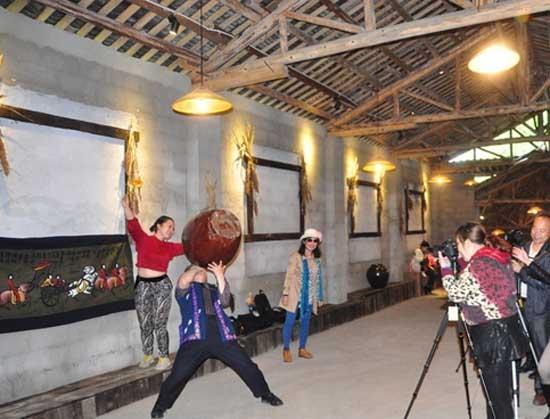 張家界武陵源區首次舉辦洞藏酒攝影作品創作比賽